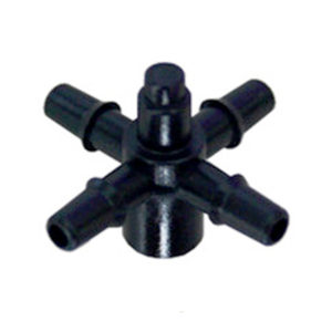Divisor de 4 salidas tubo micro 3/5mm